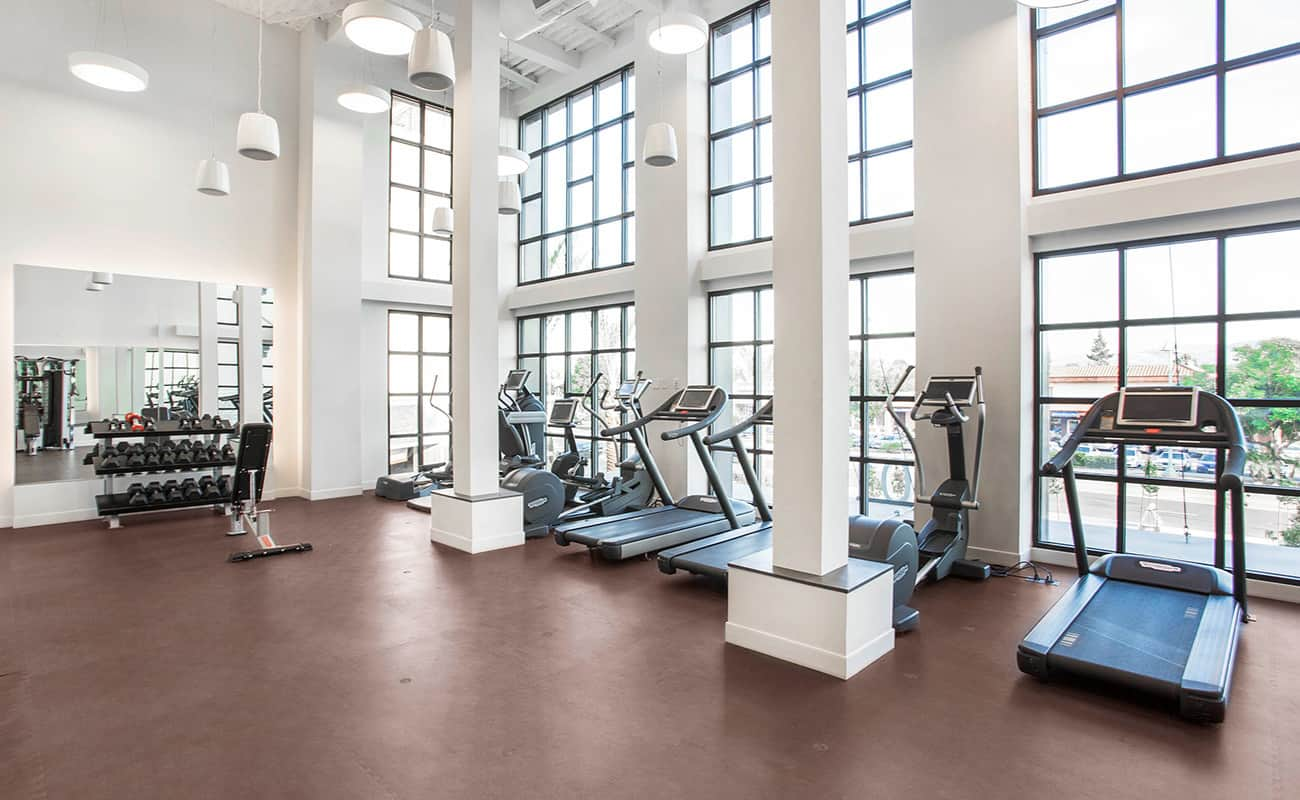 The Colony at The Lakes-Fitness Center